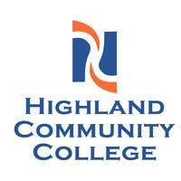 Highland Community College logo