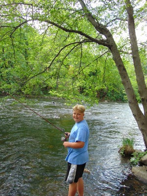 Eleven-year-old Seth Smith of Mount Shasta enjoys fishing, but he doesn't know much about fly fishing. That will change this summer after he attends a five day, four night FishCamp on a scholarship.