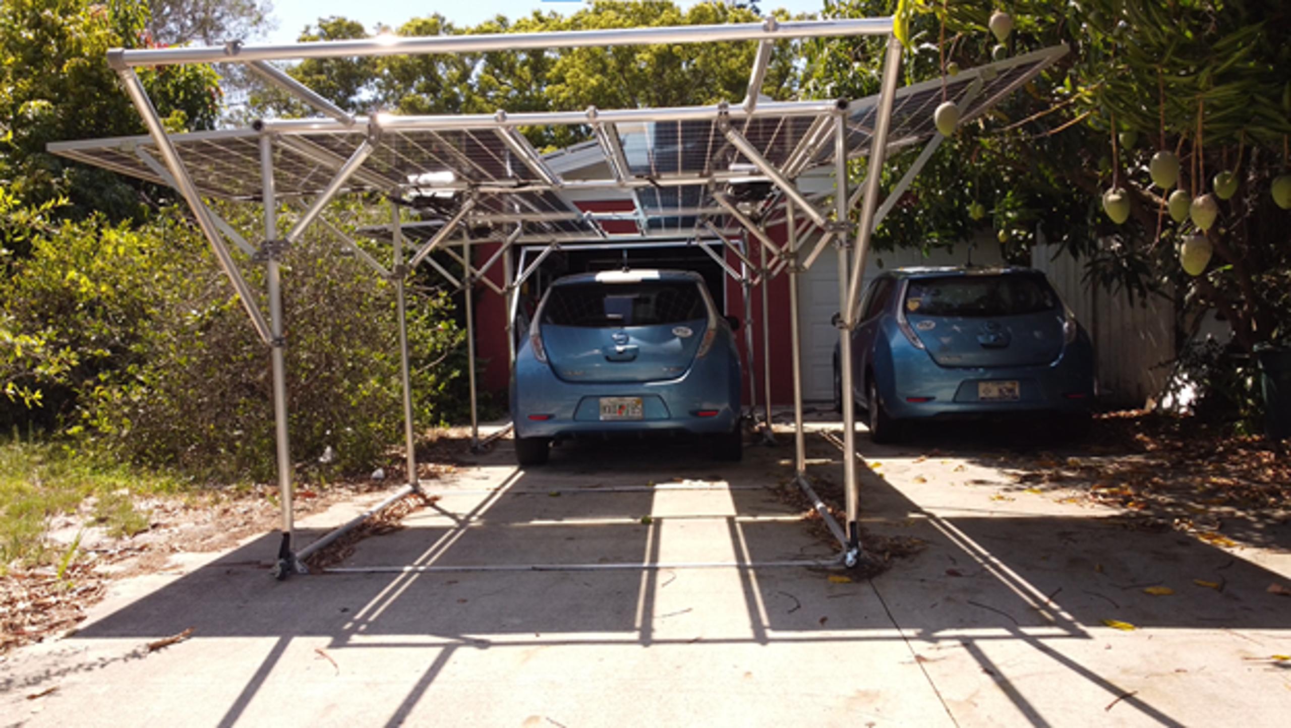 À 20 ans, elle invente un garage solaire pour recharger les voitures ! (vidéo) Par Robin Ecoeur Ccbcf91c-1ea5-4ebd-aa81-6f16795cf2cc-Picture2