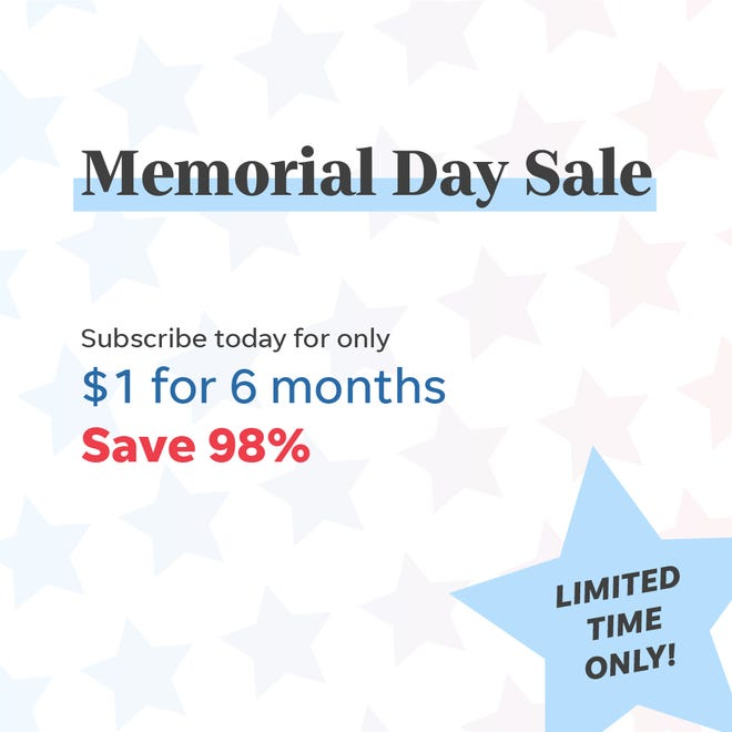 Memorial Day Sale for a limited time.