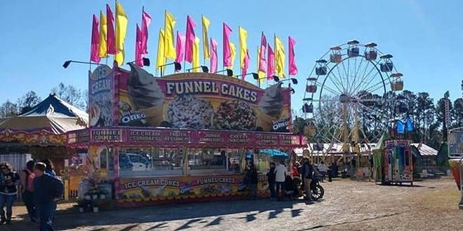 The Craven County Spring Fair will open on Wednesday, May 19 at the Craven County Fairgrounds.