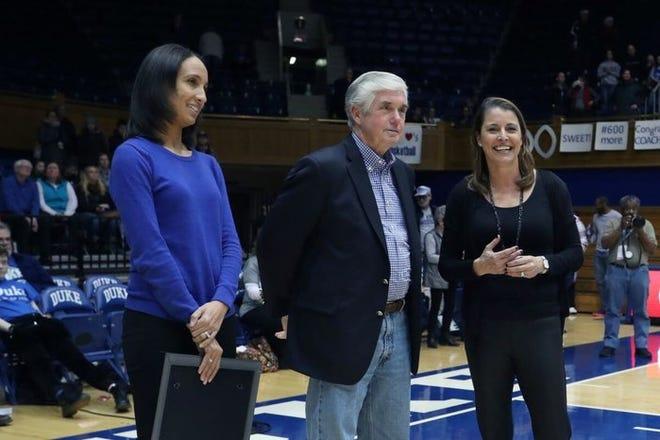 Nina King has been named Duke's new athletic director