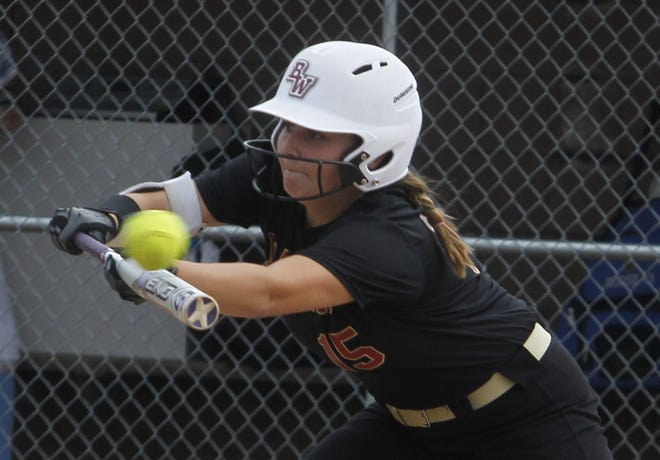 Senior Natalie Funge and the Watterson softball team finished 13-13 overall and 4-2in the CCL under first-year coach Shawn Bray. The Eagles batted .386 as a team.