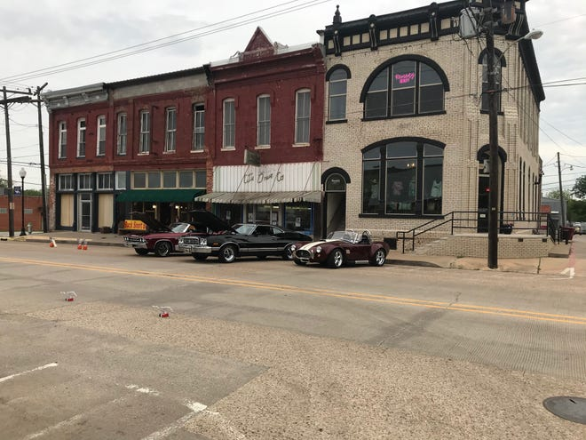 Van Alstyne's new architectural review panel is one of several steps the city has taken to make downtown more vibrant.
