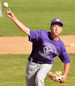 Talan Jurgens is one of 47 players who will play for the one of the four South Dakota Class A Baseball teams representing the Watertown Baseball Association this summer — 15-16 Red Sox, U14 Black Sox, U13 Grey Sox and 13-14 White Sox. Jurgens will play for the Black Sox, which includes many of the players who led the Grey Sox to a 28-6 record and the U13 state championship last summer.