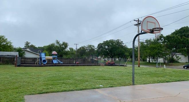 Madison Park in Wellington, Kansas