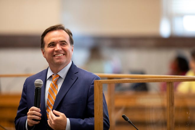 Democrat John Cranley, who will be termed out as Cincinnati mayor at the end of 2021, is running for Ohio governor next year.