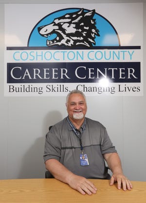 Eddie Dovenbarger has been the principal of the Coshocton County Career Center since 1999.