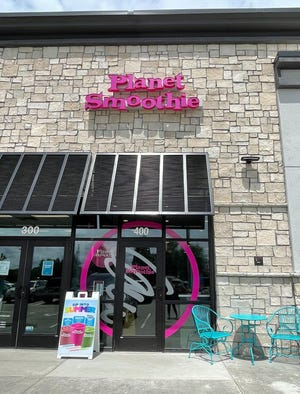 Altoona has not only the first Planet Smoothie in the Des Moines area, but also the first in the state of Iowa.