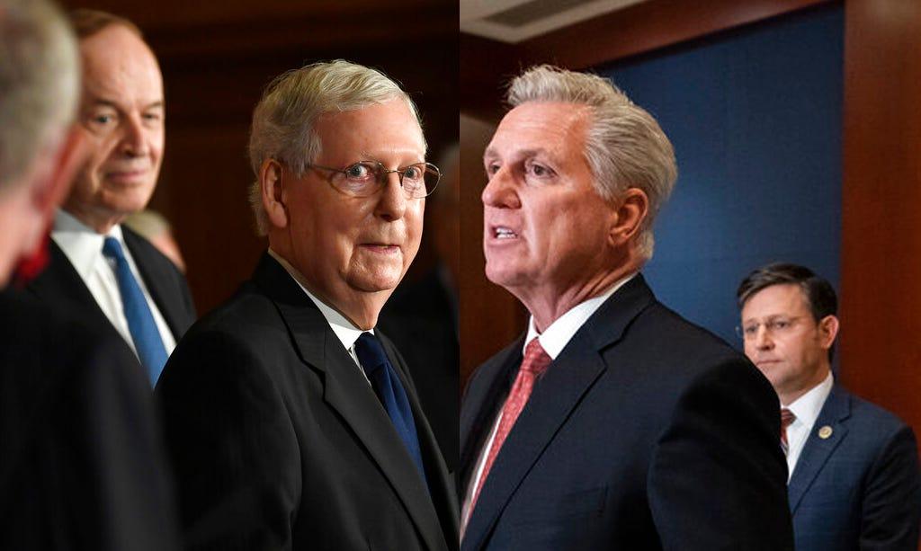 Republican leaders turn against bipartisan Jan. 6 commission 2