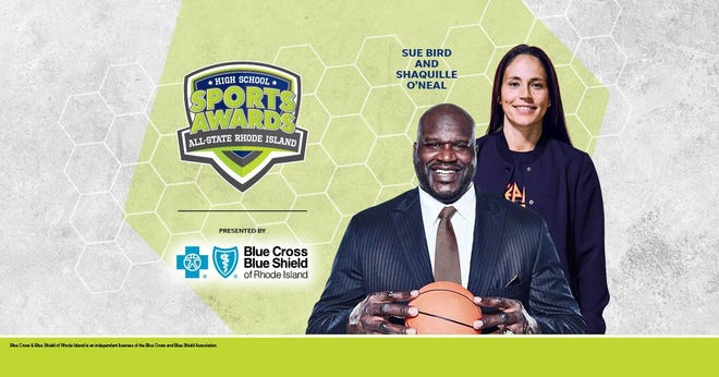 Basketball Hall of Famer Shaquille O'Neal and WNBA World Champion Sue Bird to present Athlete of the Year awards at the All-State Rhode Island High School Sports Awards.