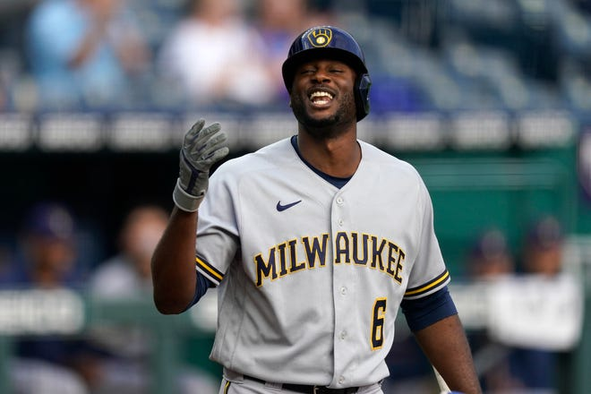 Centerfielder Lorenzo Cain is expected to return to the Brewers next week from his rehab stint in Nashville.