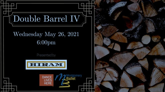 Double Barrel IV will be held Wednesday, May 26 at Hiram in Montgomery.