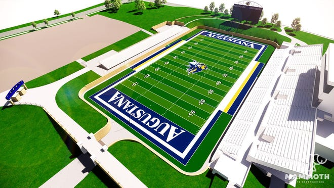 Augustana will install new turf at Kirkeby-Over Stadium in time for the 2021 season