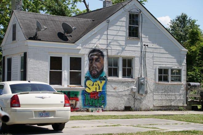 Murals in Elizabeth City