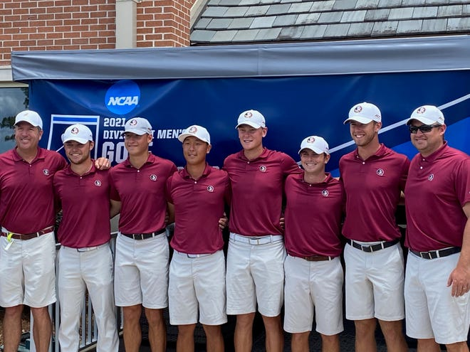 FSU will play in theNCAA Division I Men's Golf Championships at Grayhawk Golf Club in Scottsdale, Arizona from May 28-June 2.