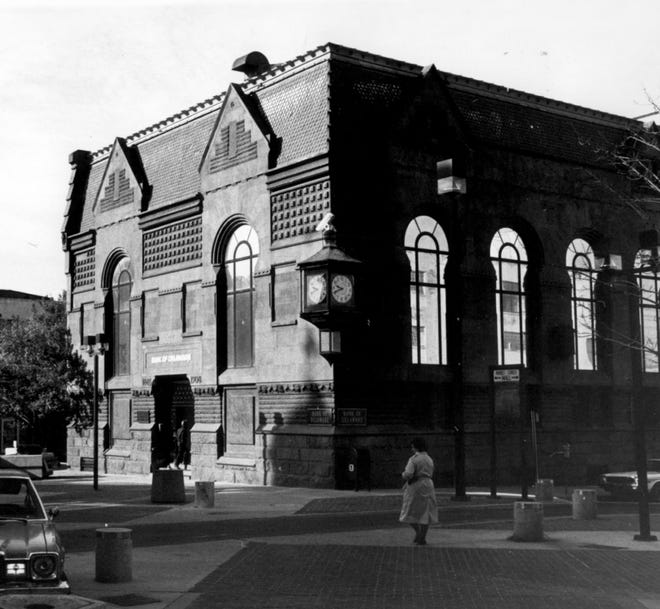 A historic photo of 519 North Market Street in Wilmington. (Photo courtesy of Buccini Pollin Group)