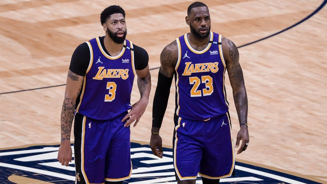 Nba Calendrier Playoff 2022 NBA playoffs schedule: Los Angeles Lakers vs. Phoenix Suns first round