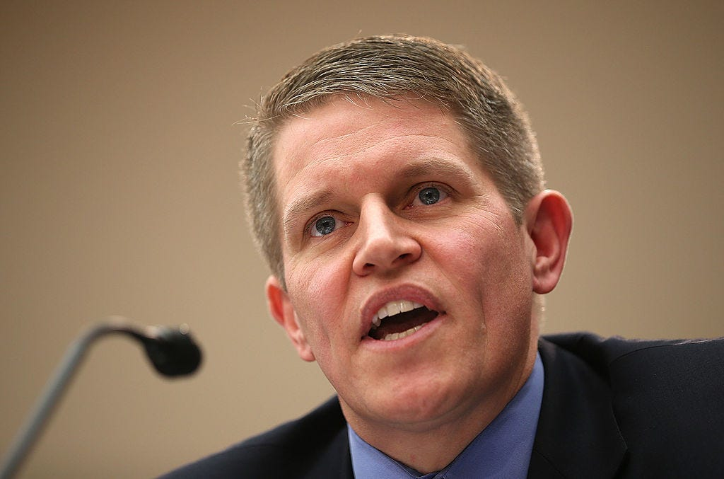 Republicans opposed the president's choice of David Chipman, a former special agent, to head the ATF.