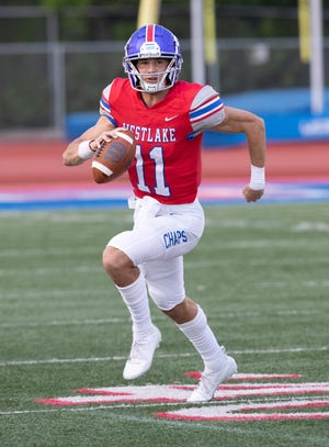 Westlake will bank on quarterback Cade Klubnik to lead the team to its third consecutive Class 6A state championship. Klubnik will enroll at Clemson in January to begin his college football career.