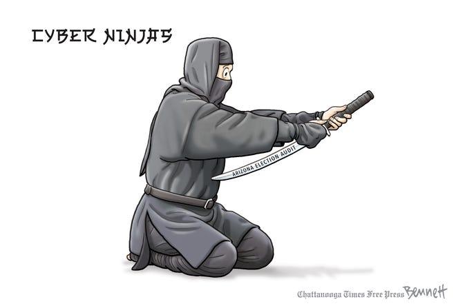 Cyber ninjas