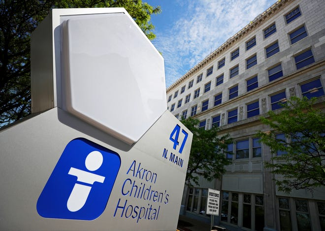 Akron Children's Hospital is purchasing the former Austen BioInnovation Institute building at 47 N. Main St. in Akron.