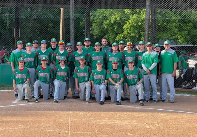 Congratulationsto the Barnesville High School Shamrocksbaseball team. They defeated Fort Frye 9-2 to win 2021 Sectional championship. Also, congrats to Coach DJ Butler on winning his 200th game as Head Coach of the varsity baseball team.The Sectional Championship victory over Fort Fryemarked a milestone forButler. It was his 200th victory as the Head Coach of the Shamrocks. In his 14th season at Barnesville his record now stands at 200-126 (.613). His overall career coaching record is 254-158 (.616).