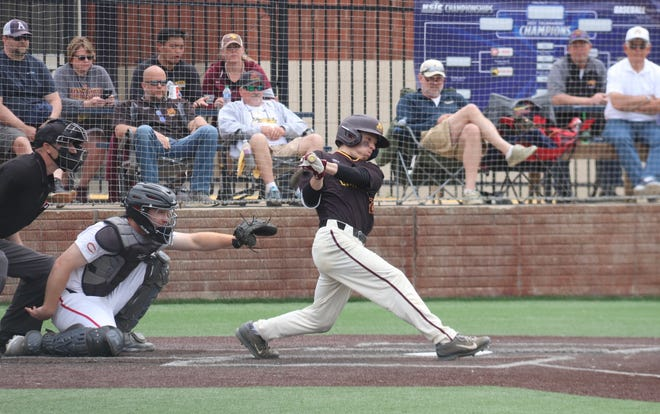 Ben Bryant and the Minnesota Crookston baseball team finished 26-12 this season.