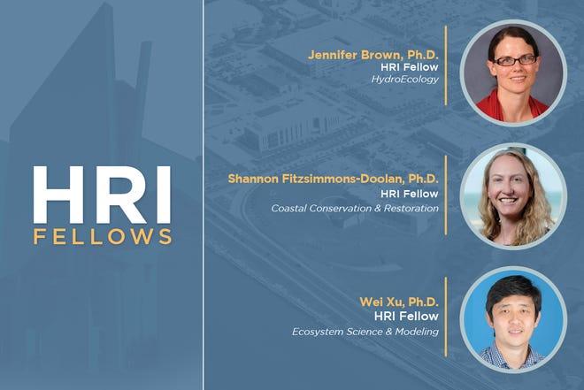 Harte Research Institute Announces Inaugural HRI Fellows