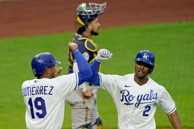 Michael A. Taylor could be one of the few trade options the Kansas City Royals have on their roster with the MLB trade deadline approaching late this month. The centerfielder has been solid and could provide a contender with a reliable bat and glove.