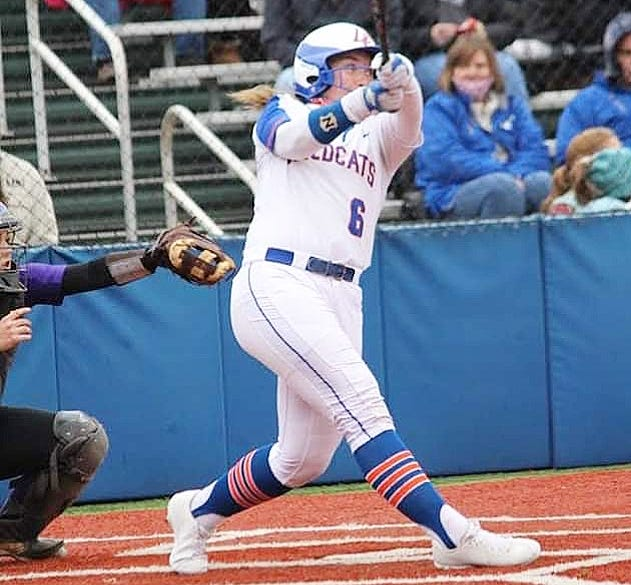 Former Rosepine all-stater Desiree Squires was named second-team all-conference recently by the American Southwest Conference.