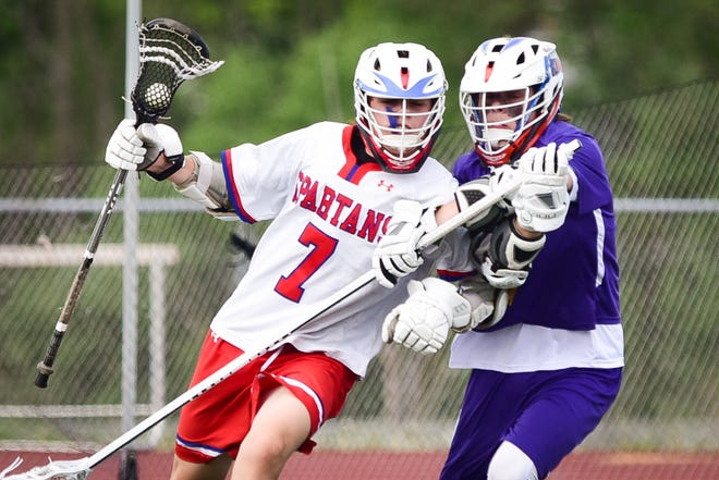 Dan Friedel is among the first-team selections from New Hartford for the Tri-Valley League boys lacrosse season.