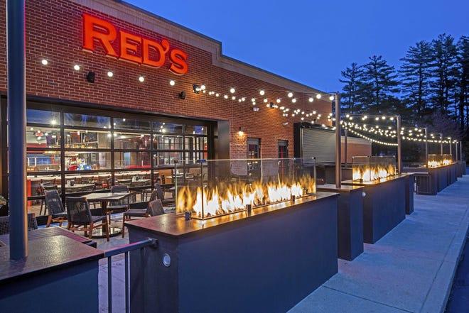 Το νέο Reds Seabrook είναι ένας εσωτερικός και εξωτερικός χώρος με χωρητικότητα 294 θέσεων.
