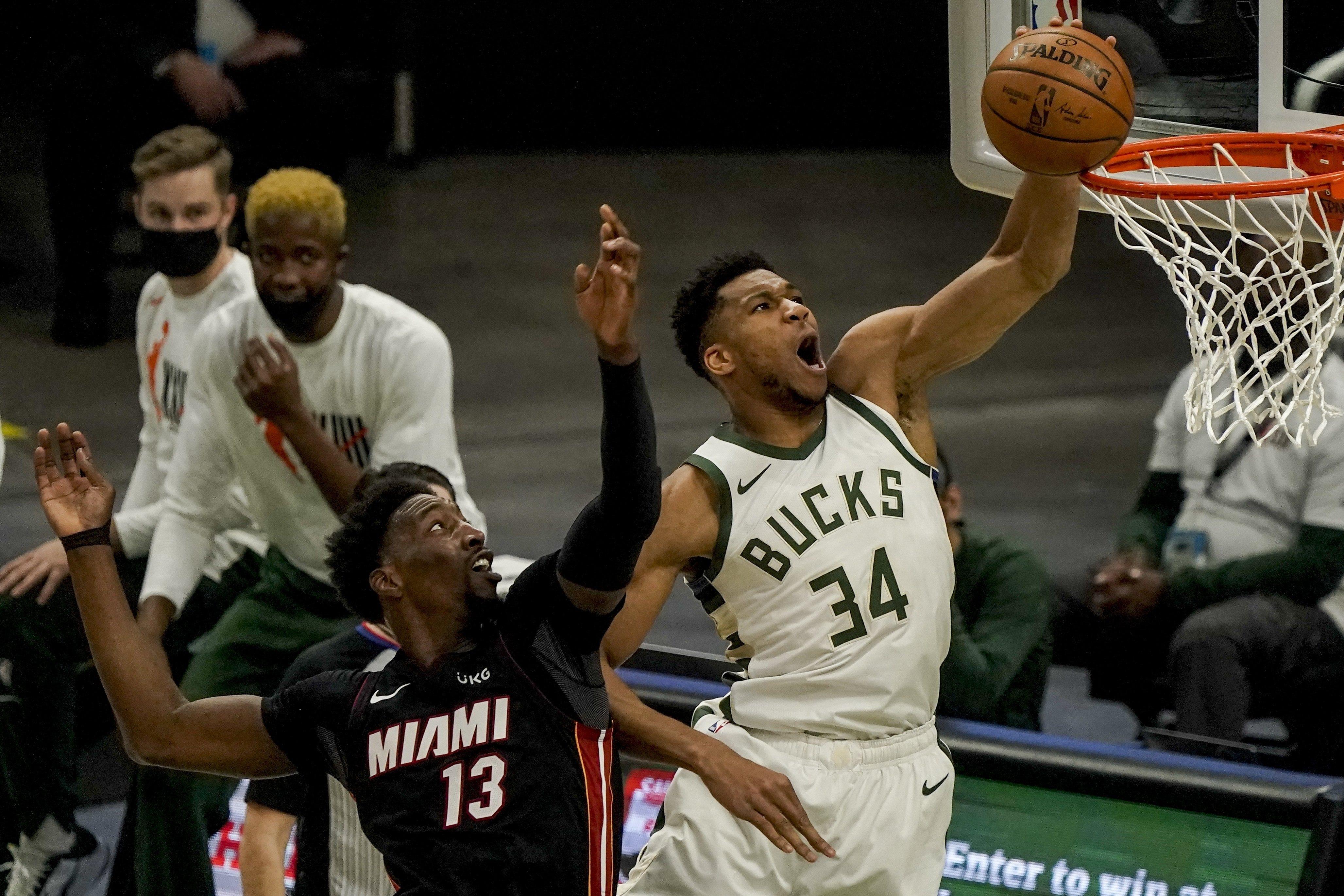 Milwaukee Bucks vs. Miami Heat picks, predictions NBA playoff series