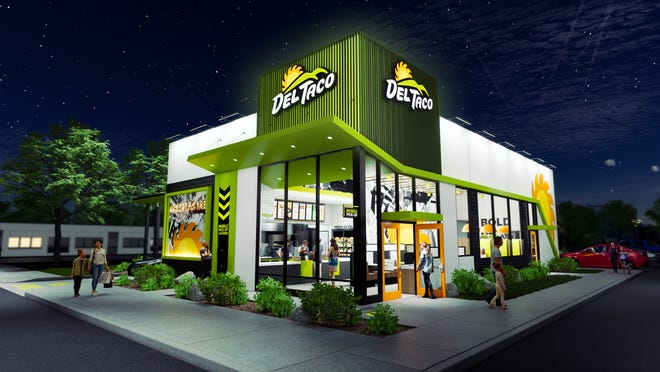 Del Taco has signed an agreement to bring seven locations to Sarasota-Bradenton.
