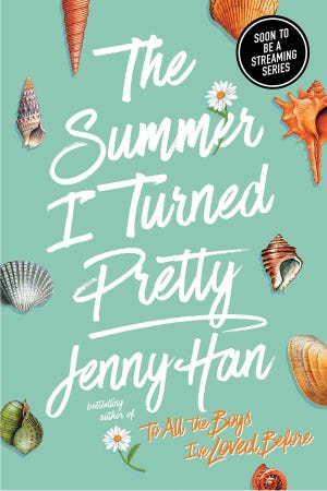 """Best-selling YA novel """"The Summer I Turned Pretty"""" by Jenny Han is being made into an Amazon TV series that will be shot in Wilmington."""