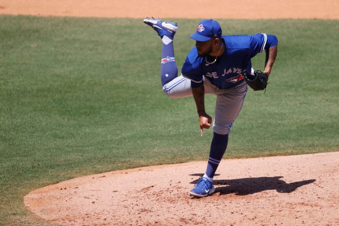 Blue Jays prospect Alek Manoah again stymied the Worcester Red Sox for the Buffalo Bisons, this time at Polar Park.