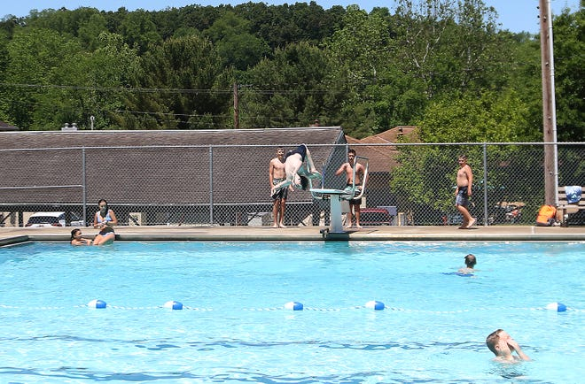 The pool at Cy Young Park in Newcomerstown is scheduled to open May 29.