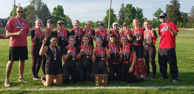 The Tusky Valley softball program captured a District title for the first time since 1994.