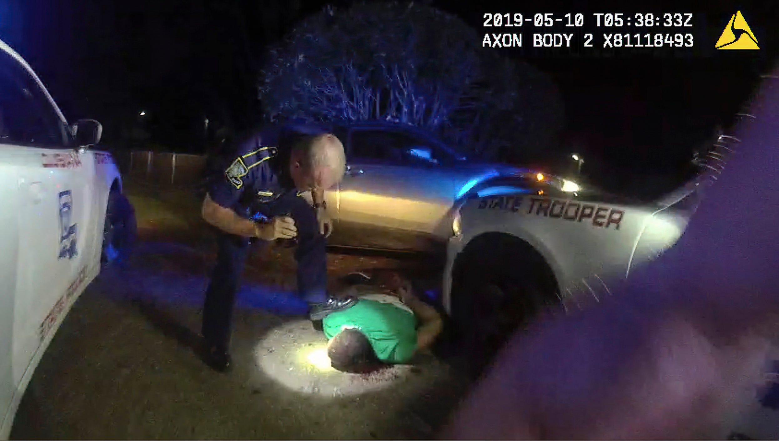 'I'm scared': Cop video shows deadly arrest of Black man 2