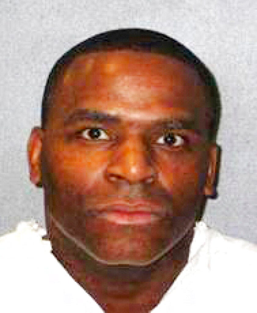 Texas executes inmate who killed his great aunt in 1999 2