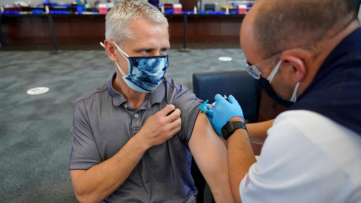 Big gaps in vaccine rates across the US worry health experts 1