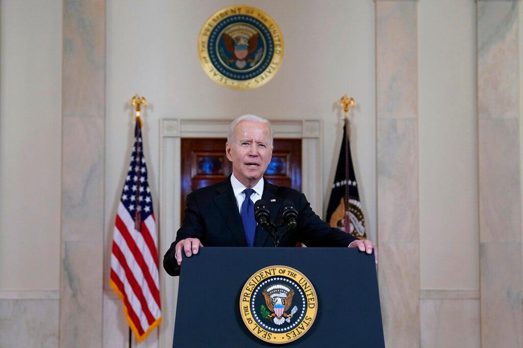 Biden hails Israel-Hamas cease-fire, sees 'opportunity' 2