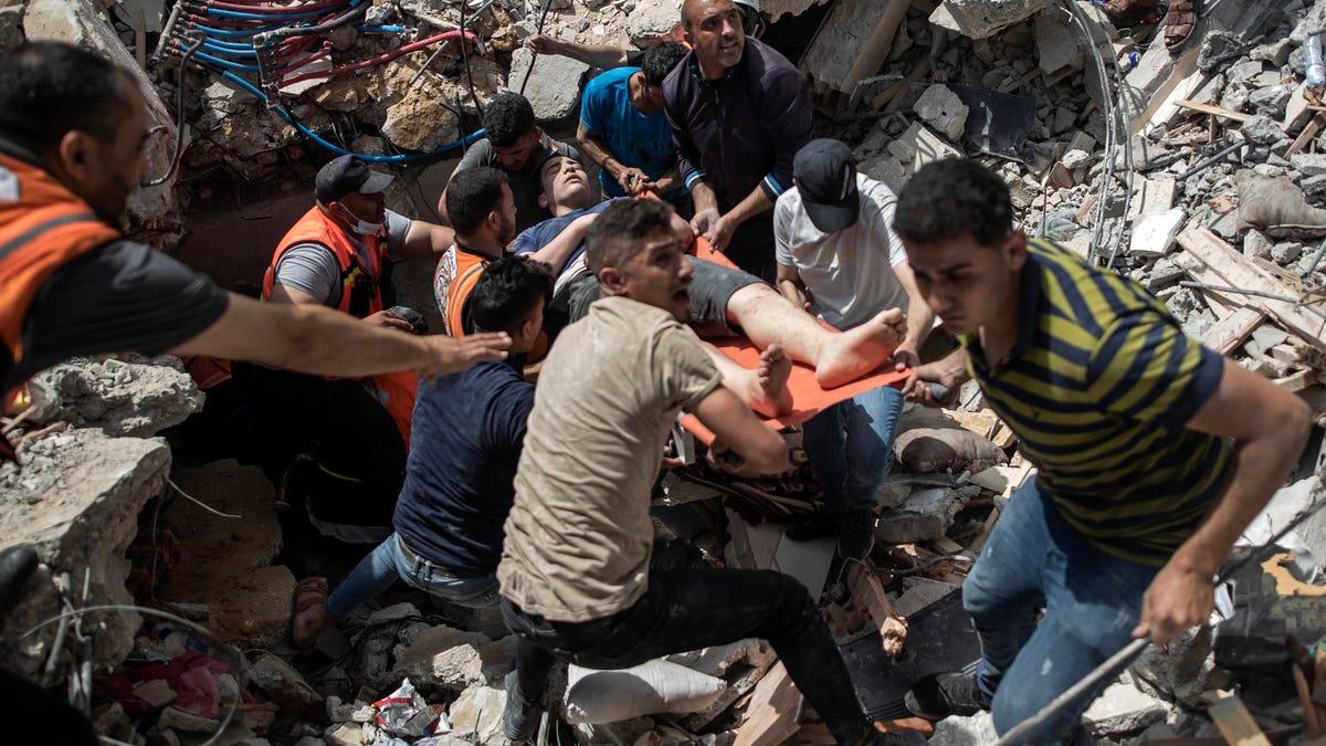 Gaza's health system buckling under repeated wars, blockade 3