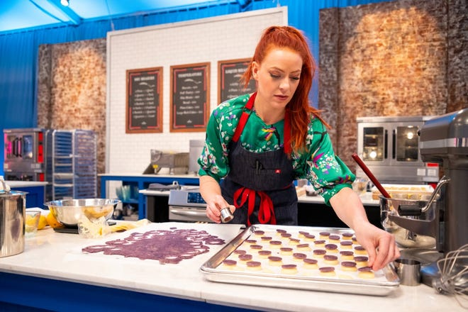 Kentucky native Jackie Joseph is competing on the Food Network's Best Baker in America television baking competition.