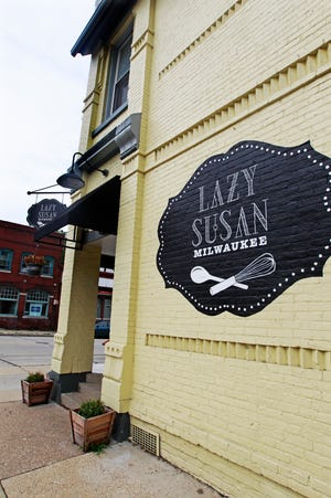 Lazy Susan, 2378 S. Howell Ave., is adding a co-chef and will reopen its dining room in early June.