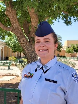 Cadet Madeline Todd