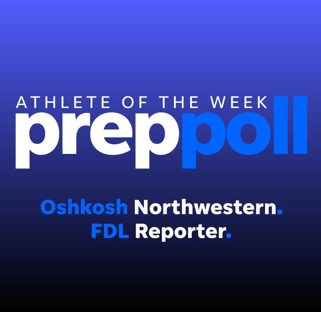 Oshkosh/Fond du Lac Athlete of the Week
