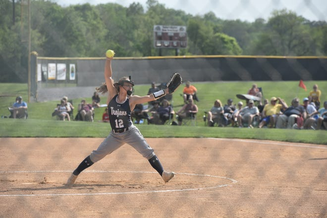MacKenzie Stake and her Chambersburg Trojans are No. 2 seeds in the District 3 6A bracket.
