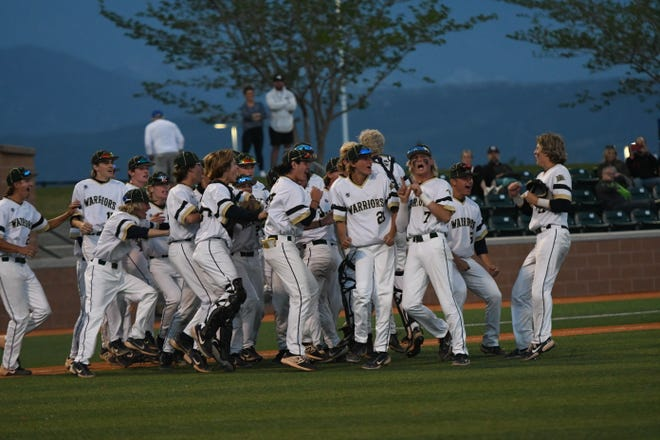 Snow Canyon eliminated Dixie 3-1, sending the Warriors to the 4A Championship game.
